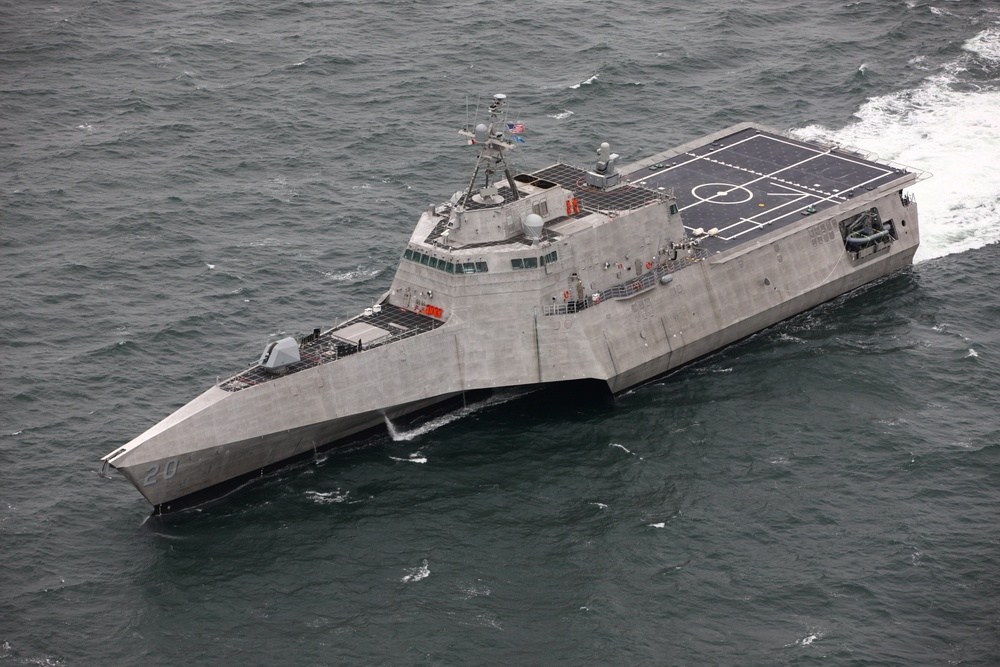 Navy Announces Commissioning Date for the future USS Cincinnati