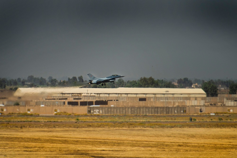 Coalition JTACs raise Air Week off the ground