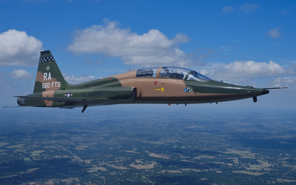 560th FTS: Building Elite Instructor Pilots