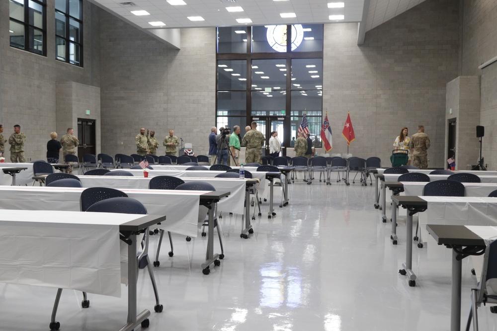 Spacious Drill Hall