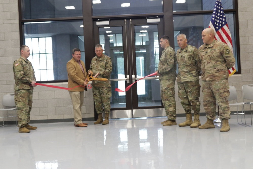 Community Reopens Columbia Readiness Center