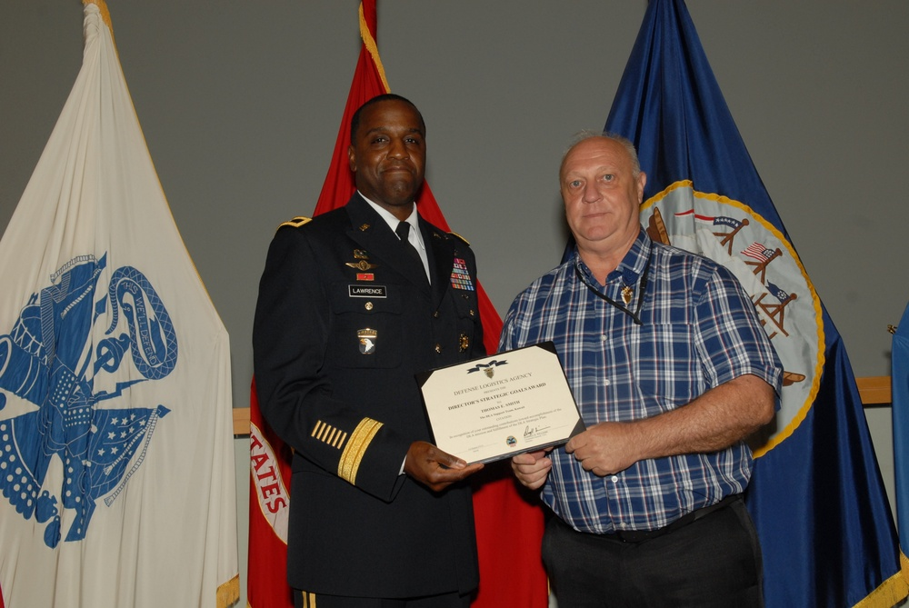 Quarterly awards honor workforce efforts that go above, beyond