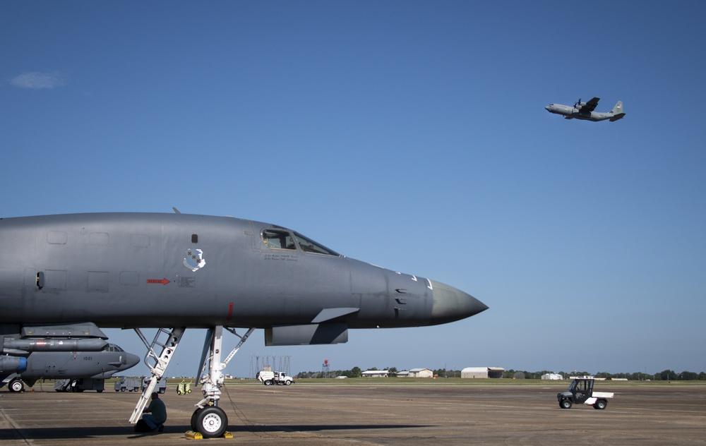 Lancer take off