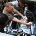 US Sailors and Cabo Verde Coast Guard Conduct Small Boat Maintenance