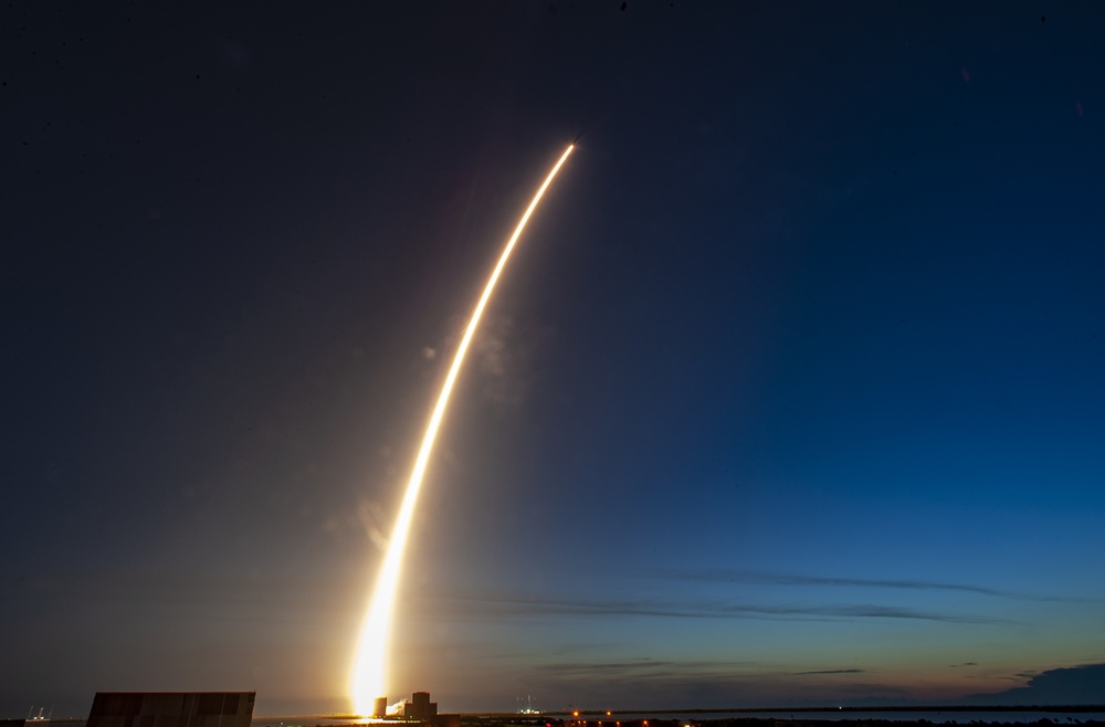 AEHF-5 Successfully launched