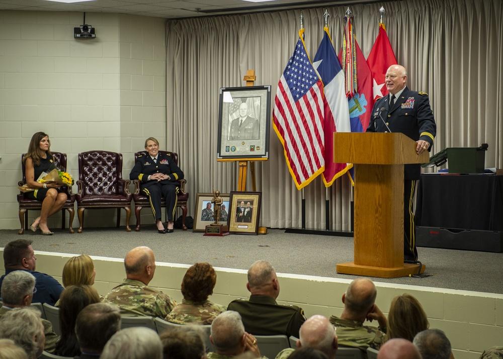 "Maj. Gen. James K. ""Red"" Brown retirement Ceremony, 17 August 2019."
