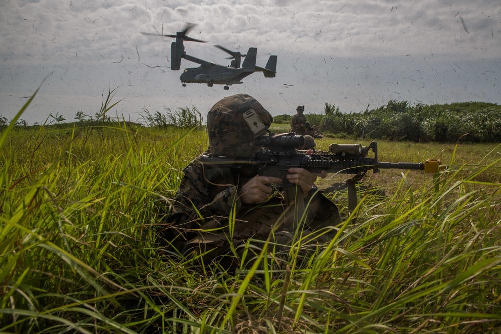 31st MEU conducts long-range raid, airfield seizure