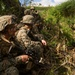 MRF-D Marines maneuver to objective during Tafakula