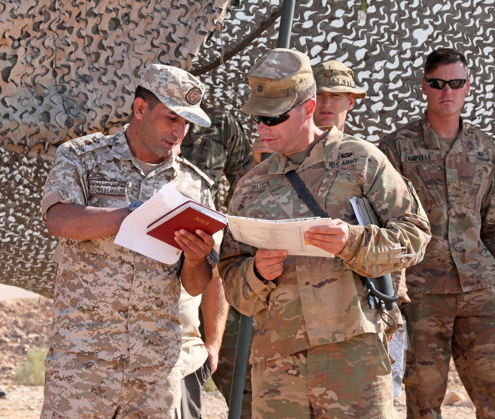 Multinational Planning Leads to Success During Eager Lion 2019