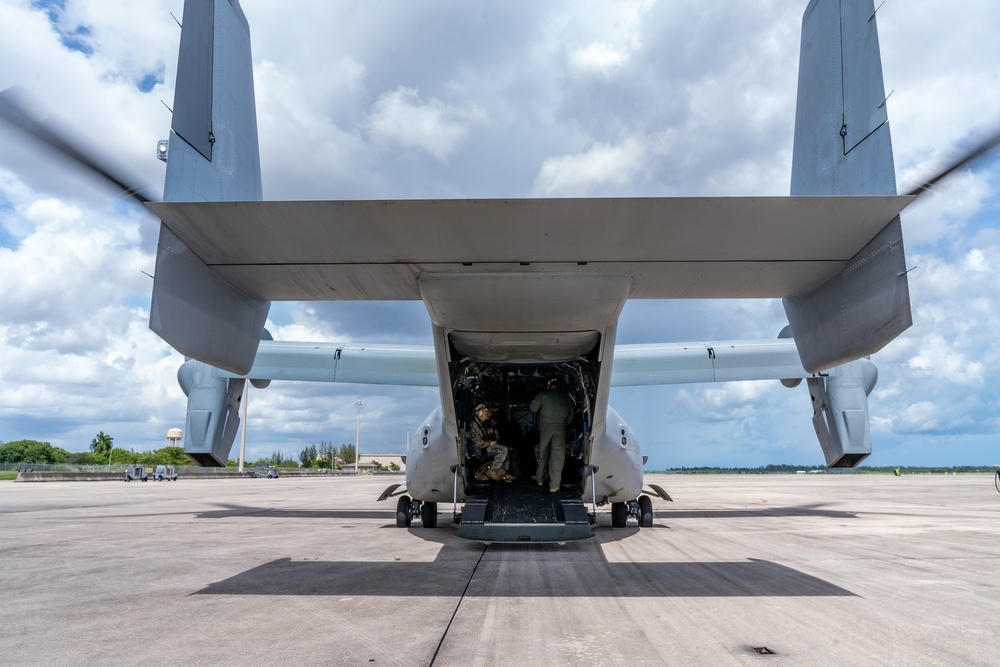 DoD Responds to The Bahamas