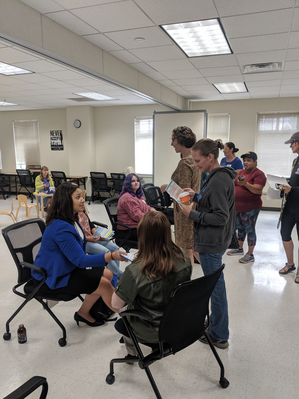 Newly arrived spouses welcomed to Fort Drum community