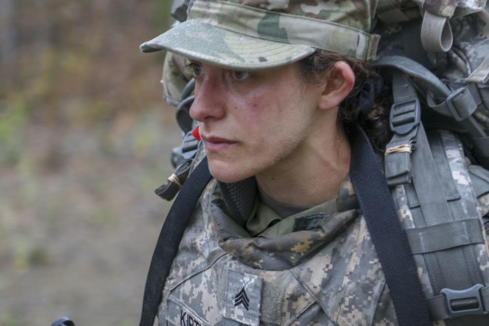 Alaska Army Guardsmen compete in Best Warrior 2020