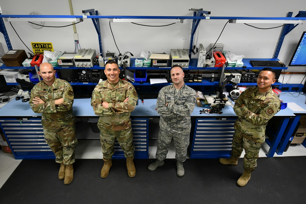 Small innovation saves 31st FW thousands of dollars