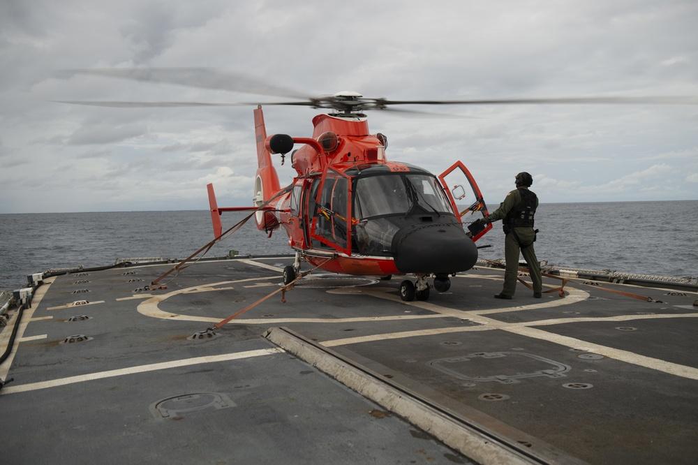 U.S. Coast Guard, Mohawk, Coast Guard, USCG, SOUTHCOM, Operation Martillo, JIATF-SOUTH, JIATF-S, JIATFS, Drug Interdiction, Drugs, USCG MOHAWK