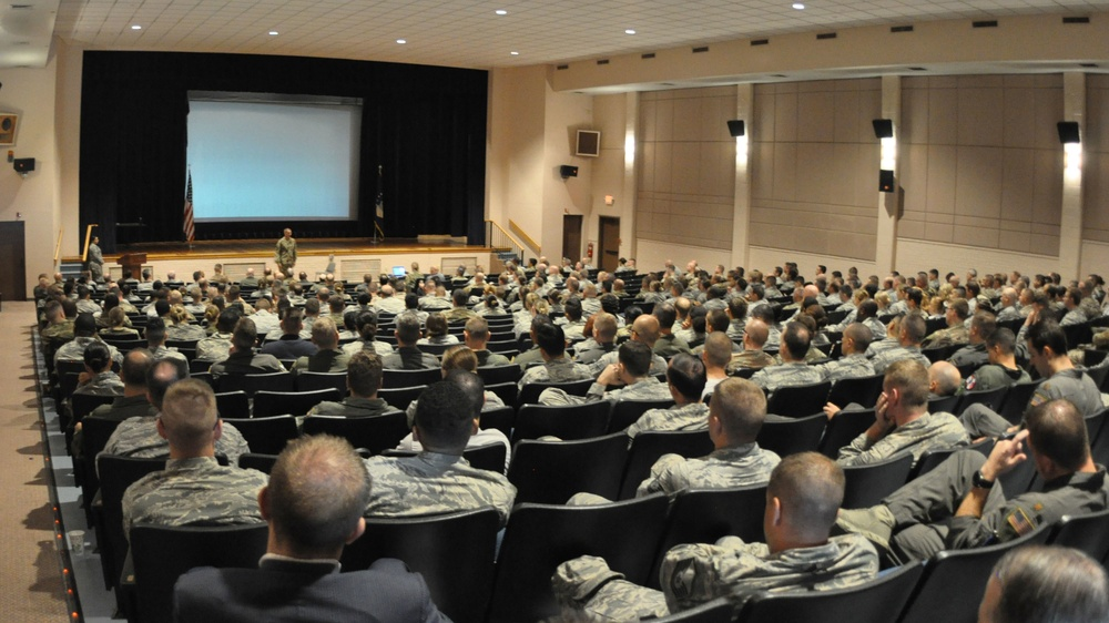 McConnell Reservists strengthen Resilience