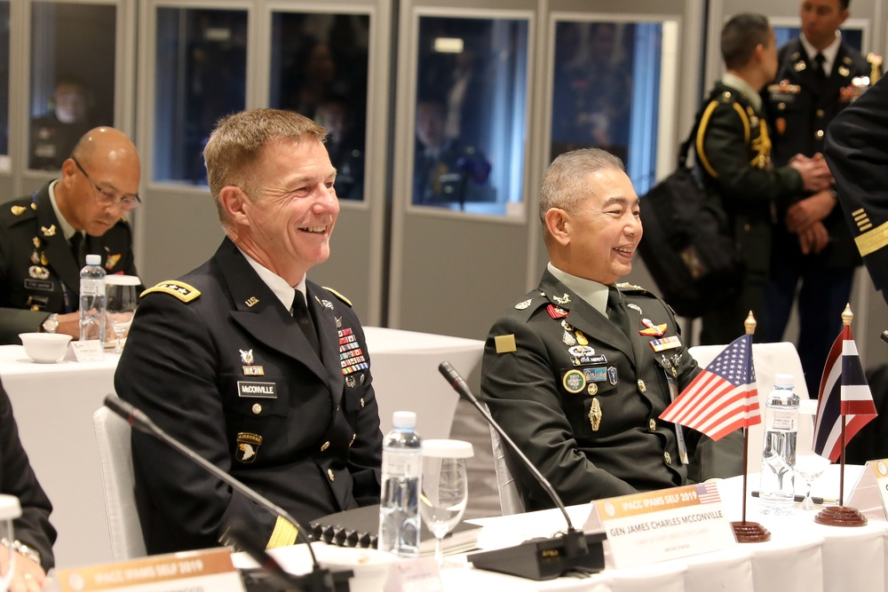 U.S. and RTA co-host 2019 Indo-Pacific Armies Chiefs Conference