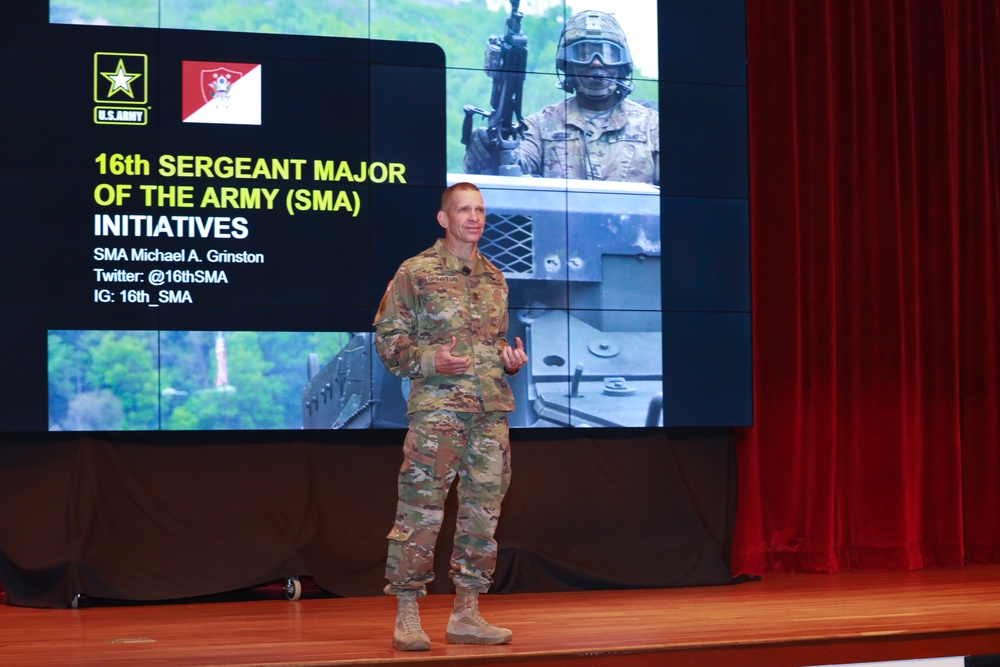 Initiatives of the Sergeant Major of the Army