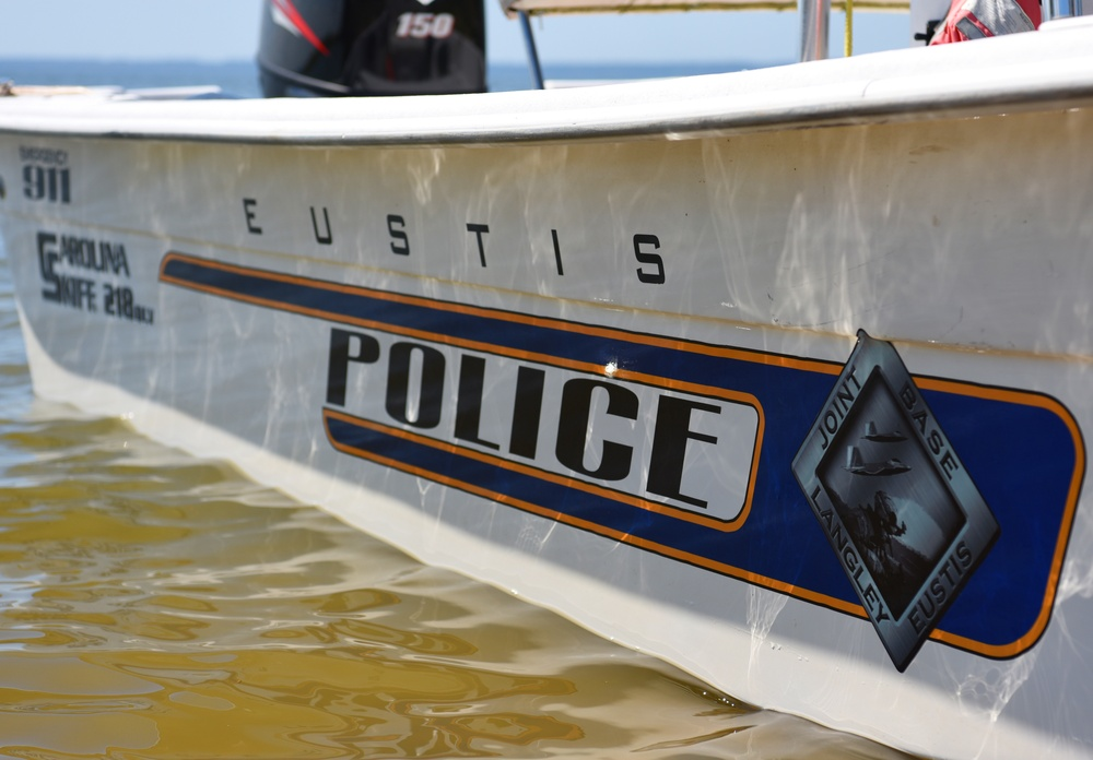 Conservation law enforcement patrols, protects JBLE