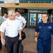 Vice Admiral Marcelo Gomez visits JIATF West