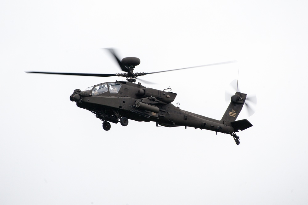 Helicopter Hovers