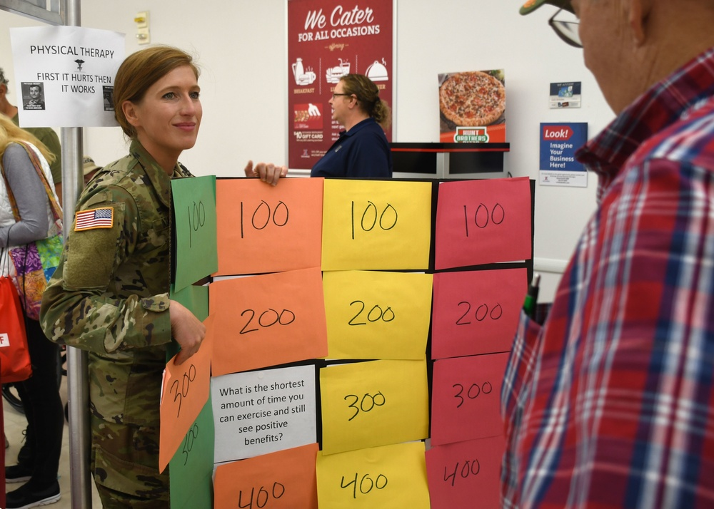 Fort Drum Medical Activity supports military retiree community during annual appreciation day