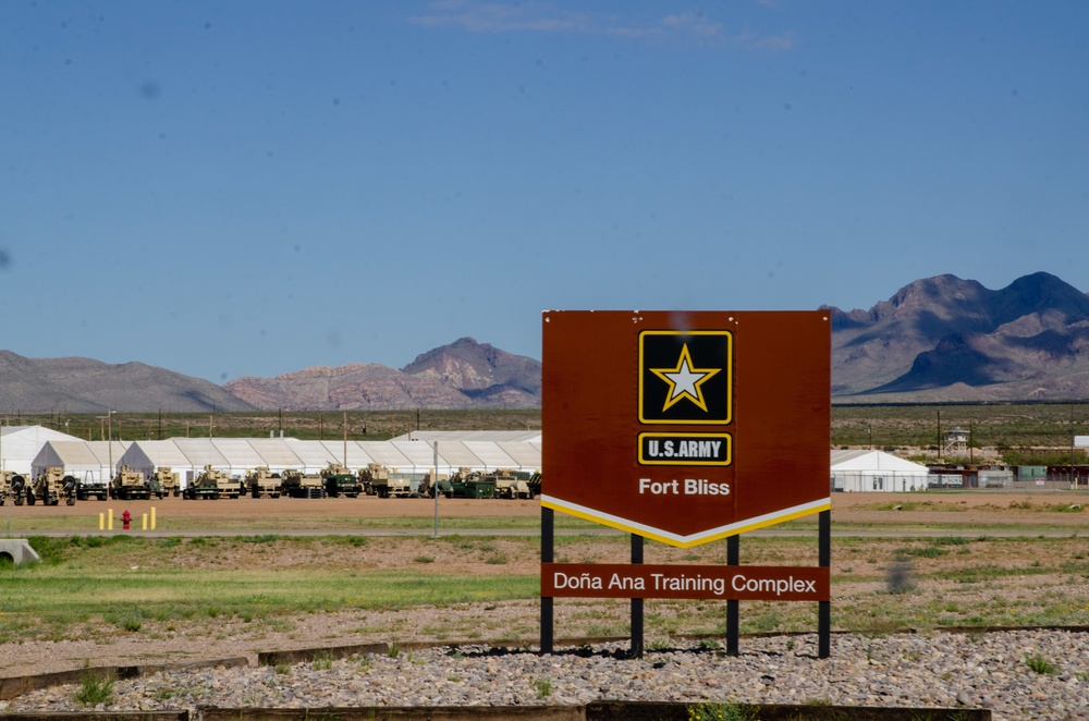30th ABCT's mobilization informs challenges of MFGI expansion at Fort Bliss