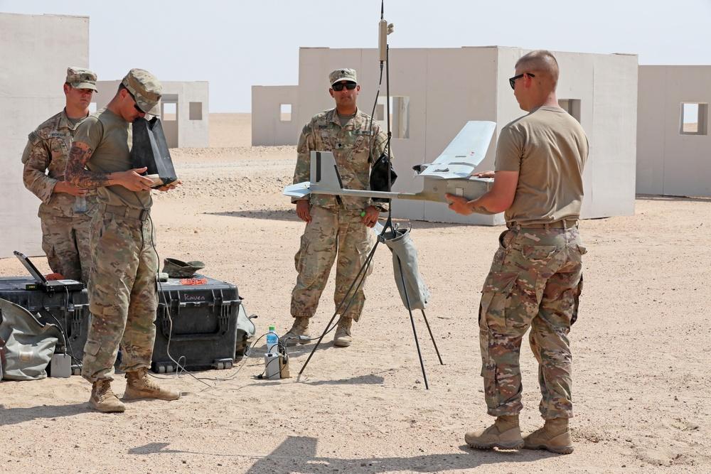 3rd Armored Brigade Combat Team Bolsters Raven UVA Proficiency