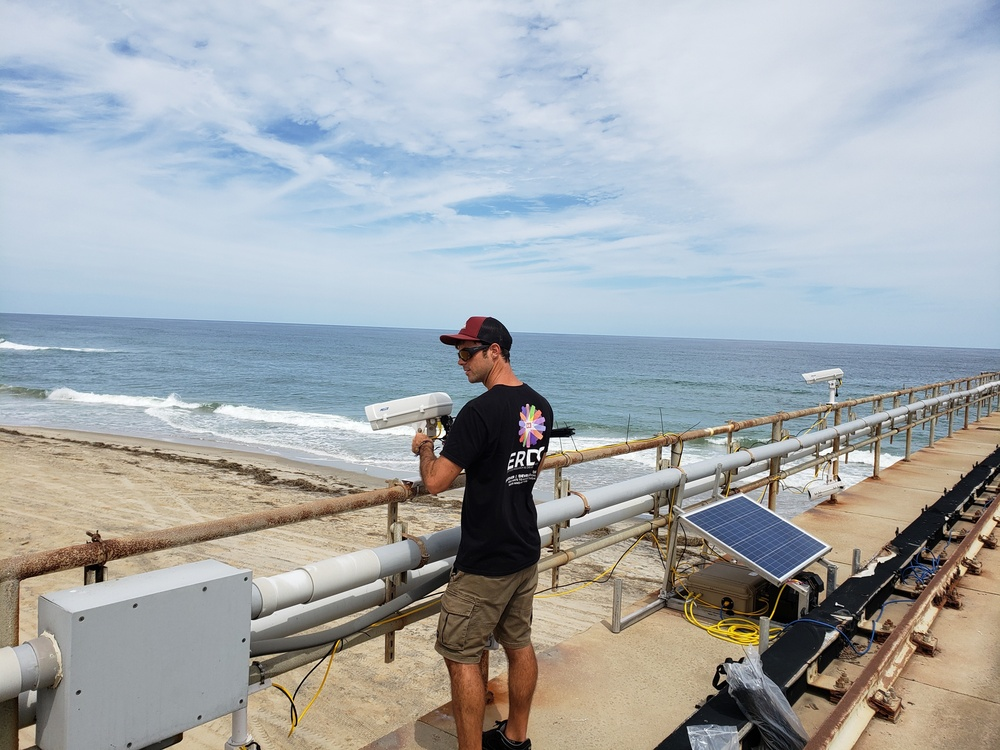 Multi-stakeholder, During Nearshore Event Experiment begins pilot study