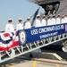 USS Cincinnati LCS 20 Commissioning Ceremony