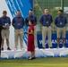 2019 CISM Military World Games Men's Golf Wins Bronze