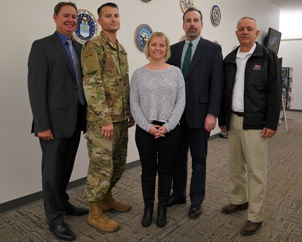 U.S. Transportation Command recognized by the National Security Agency for setting the standard in securing, safeguarding, and strengthening its cyber infrastructure