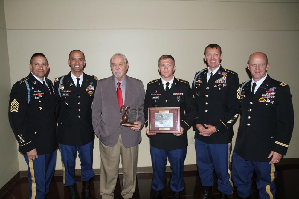 Bastogne Medic Honored at AUSA Guardian's Gala