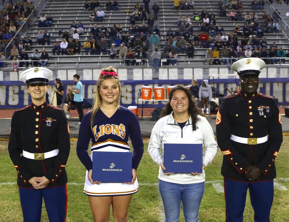 Covington High School Senior Recognized for Attending Prestigious Summer Academy