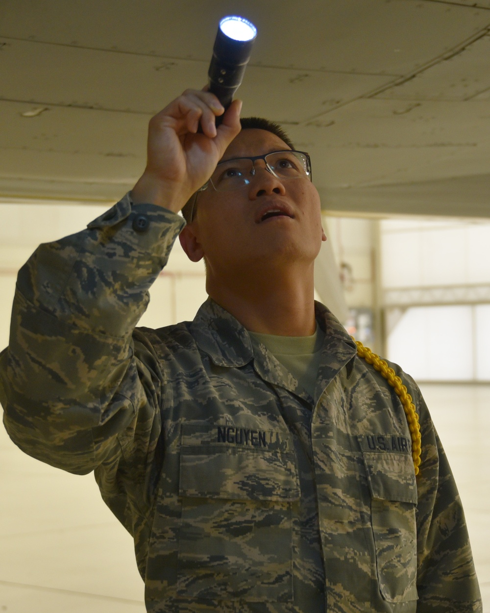 New Reserve crew chief also sees 'Spirit' of KC-46