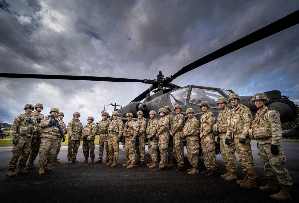 British and U.S. staffs exercise interoperability during Dragoon Ready