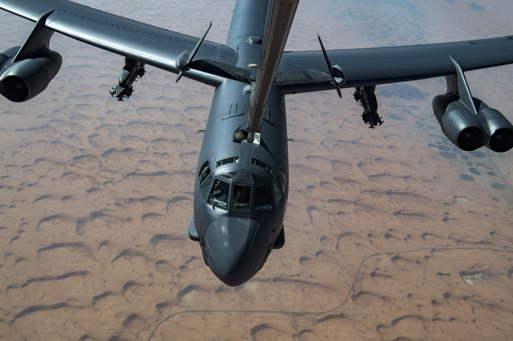 AOR refueling mission