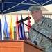 Maj. Gen. Bruce Hackett at TASS Ceremony