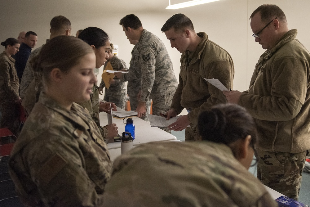 168th Airmen head south for the winter