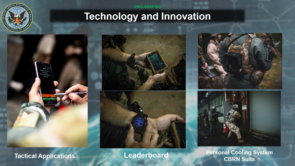 DTRA Inovation and Technology Advances