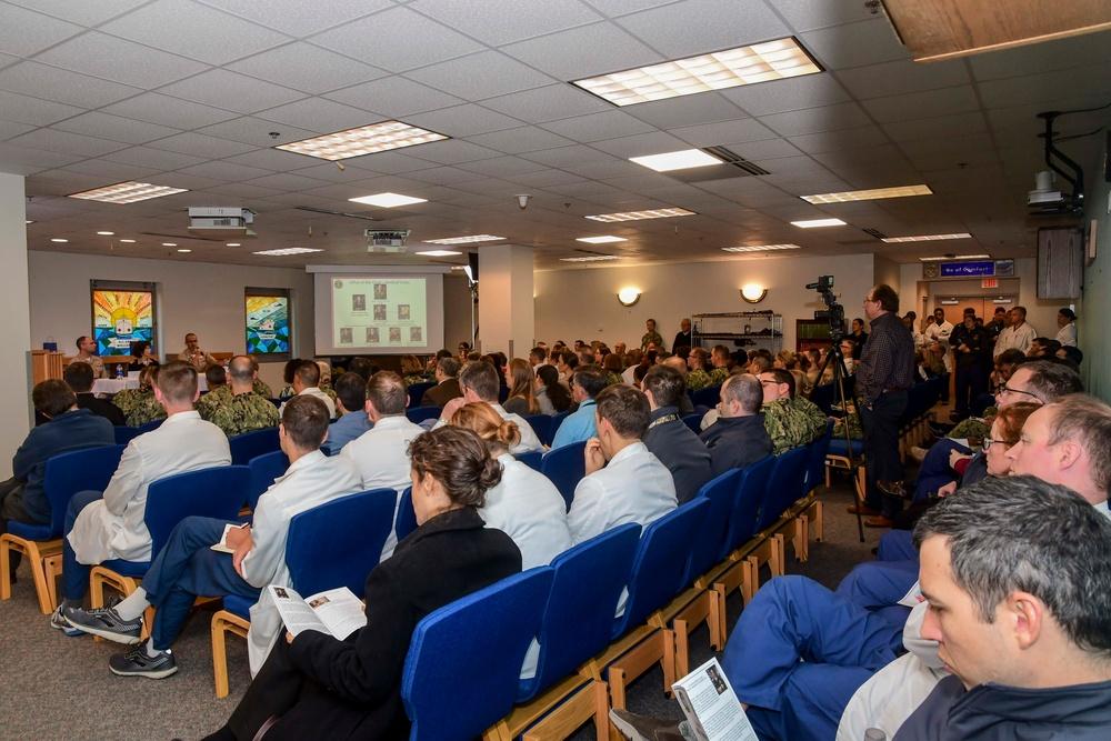 NMCP Hosts 'The Future of Military Medicine' Discussion Panel