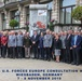 German-U.S. Forces in Europe Consultation Meeting held in Wiesbaden