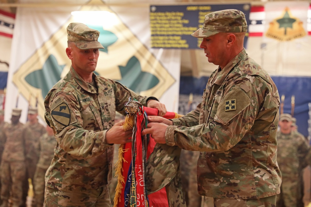 3rd Armored Brigade Combat Team, 4th Infantry Division, Celebrates Return from CENTCOM Deployment