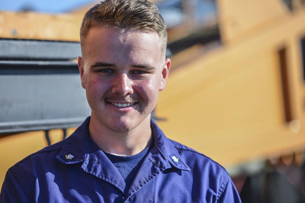 Wilmington native repairs Coast Guard cutter for Hurricane Dorian response, wins award from command