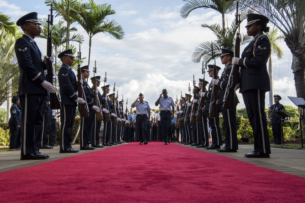 2019 Pacific Air Chiefs Symposium
