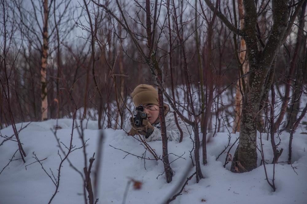 MRF-E 20.1: Cold Weather Training