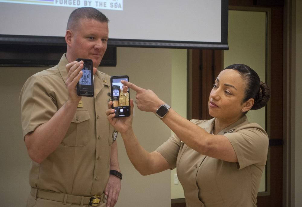 CNRC and NRD Philadelphia recruiters attend Philadelphia Swarm training