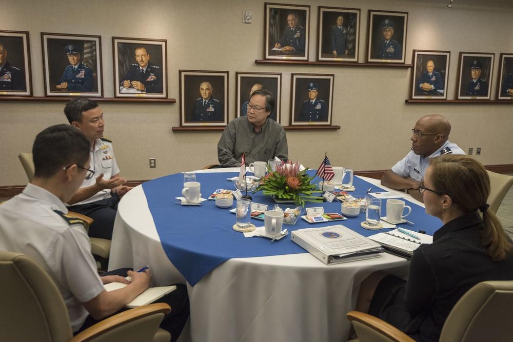 Pacific Air Chiefs Symposium 2019
