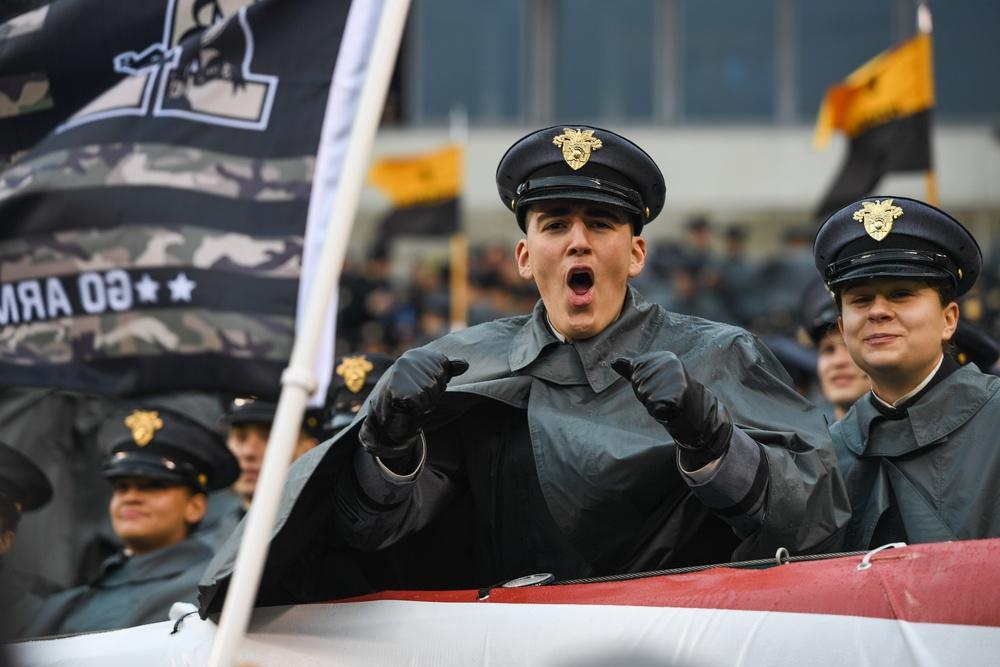 Cadet Cheering