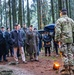 U.S. leaders visit the 101st in Bois Jacques