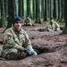 101st Soldiers visit Bois Jacques foxholes